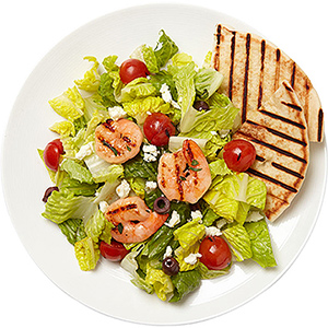 Grilled Greek Salad