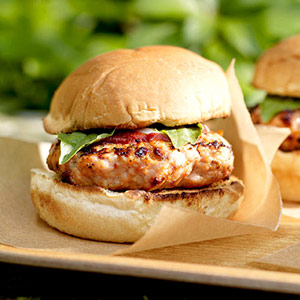 Turkey Pizza Burgers