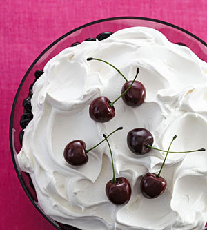 Black Forest Icebox Pudding
