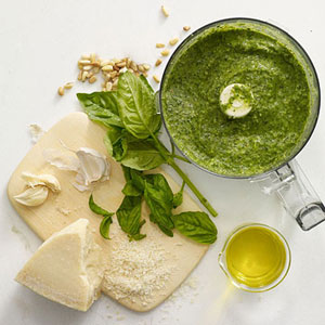 Classic Basil Pesto