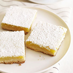Simple Lemon Bars