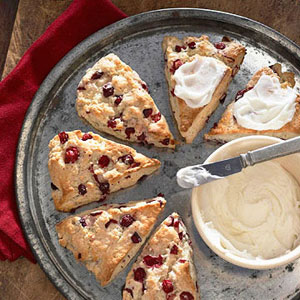 Anita's Cranberry Scones