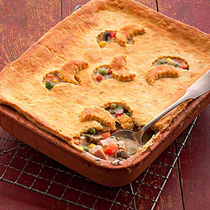 Mix-and-Match Pot Pie