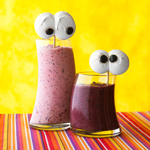 Spooky Smoothies