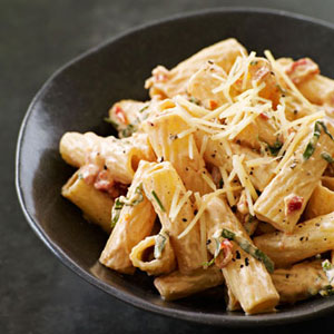 Tomato Basil Rigatoni