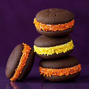 Halloween Whoopie Pies