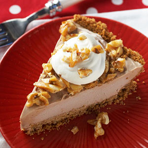 Frango Mint Chocolate Ice Cream Pie