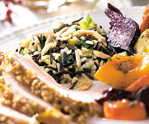 Wild Rice Stuffing