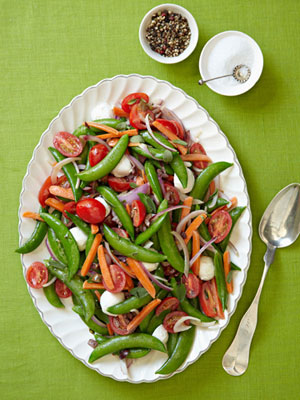 Snap Pea Salad