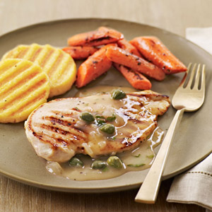 Grilled Chicken ?Francese-Style?