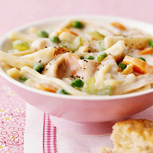 Chicken and Noodles