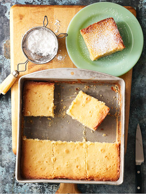 Missouri Gooey Butter Cake