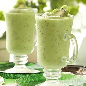 Shamrock Smoothies