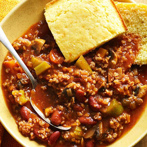 Best Vegetarian Chili Ever