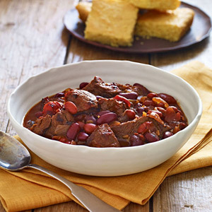 Smoky Brisket Chili