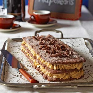Mocha Napoleons