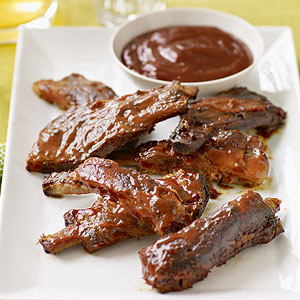 Slow Cooker Country-Style Barbecue Ribs