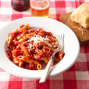 Penne with Arrabbiata Sauce