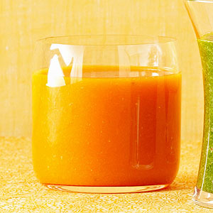 Carrot-Peach Smoothie