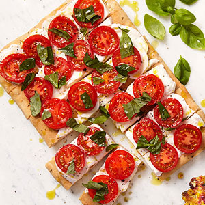 Caprese Foccacia