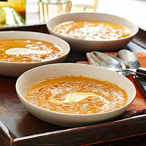 Spiced Pumpkin Bisque