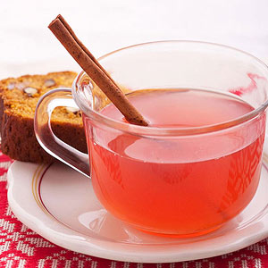 Hot Holiday Apple Cider