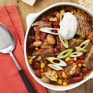 Tex-Mex Beef Taco Stew