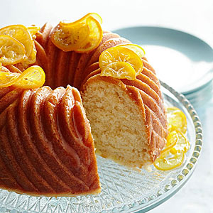 Toasted Fennel-Lemon Cake 