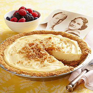 Marquis old-fashioned cream pie