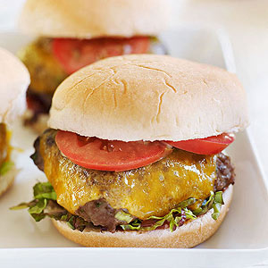 Mini-Burger Party Platter