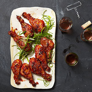 Sweet Chili Drumsticks