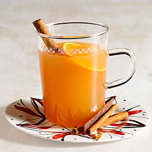Butterscotch bourbon apple cider