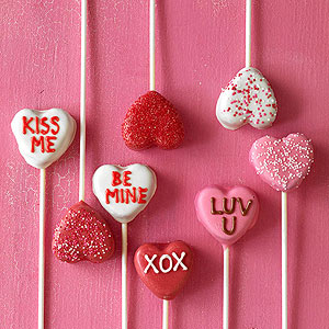 Sweetheart Cake Pops
