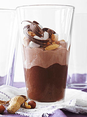 Rocky Road Parfaits