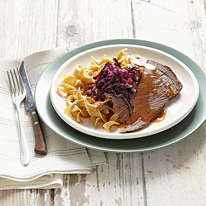 Double-Duty Pot Roast