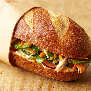 Chicken Banh Mi