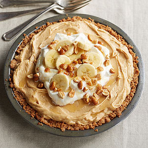 Banana and Peanut Butter Pie | Midwest Living