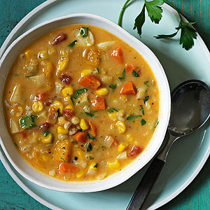 Hearty Vegetable Chowder