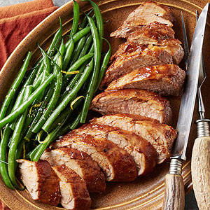 Spice-Rubbed Pork Tenderloin | Midwest Living