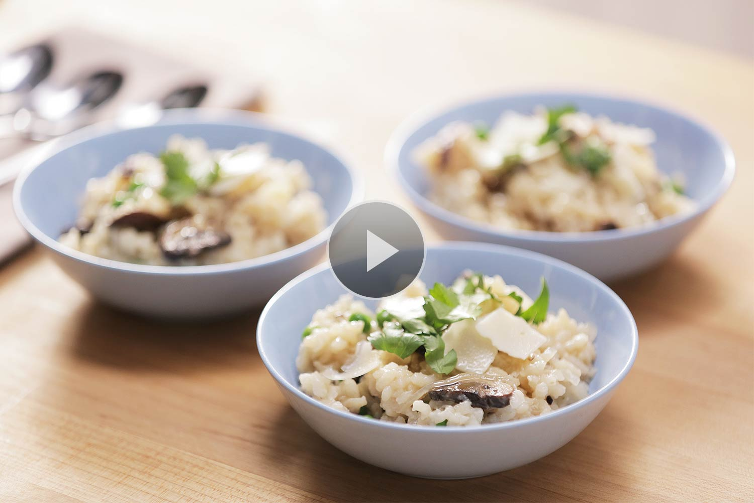 Slow Cooker Mushroom Risotto Recipes — Dishmaps