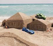 castle_sand_art