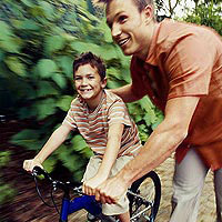 Tips for Family Cycling.