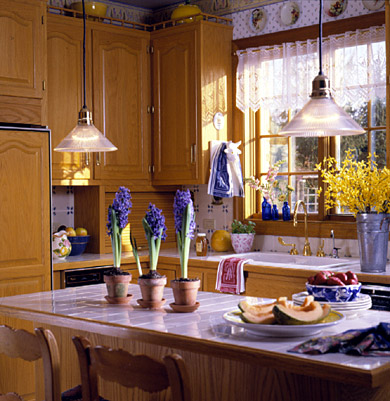 Maximize a Small Kitchen