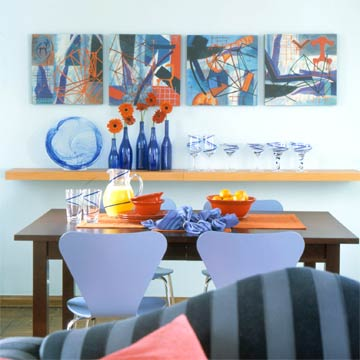 How to Use Bold Artwork for Decor Inspiration