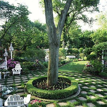 Home landscaping 101 for Compound garden designs
