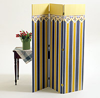 3 Easy Folding Screens