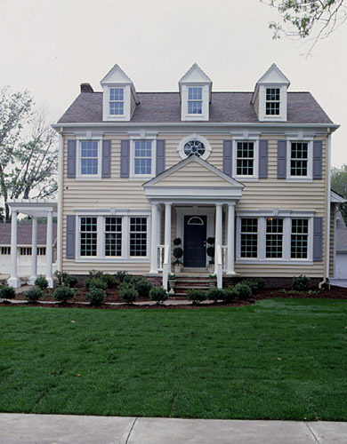 Upgrade Siding with Paint