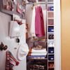 Hall Closet: Multifunction