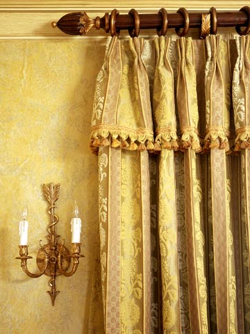 Curtains Ideas curtain panel styles : Drapery Header Styles