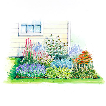 Free Plans for Easy-Care Gardens